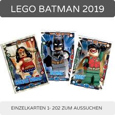 LEGO Batman 2019 - Trading Cards - Einzelkarten 1-202 zum aussuchen