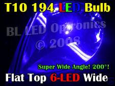2x T10 6-LED UV Ultraviolet Parker Bulb Commodore VR VS