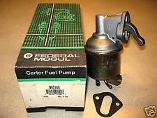 New Carter Fuel Pump M60188 Chev G10 G20 G30 81-88