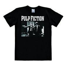 LOGOSHIRT: Film Pulp Fiction - Vincent Vega & Jules Winnfield - Schuss - T-Shirt