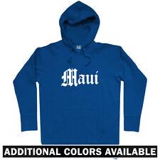 Maui Gothic Hawaii Hoodie - Hoody Men S-3XL - Hawaiian Kahului Kihei Wailuku HI