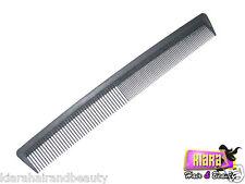Professional hairdress in fibra di carbonio Estensioni Capelli Taglio dentate PETTINE UK