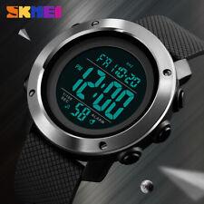 SKMEI Sports Watch Mens Watches Waterproof 50m Outdoor LED Digital Wristwatch