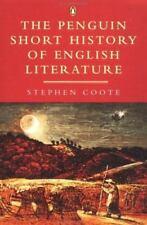 The Penguin Short History of English Literature (Penguin Literary Criticism)