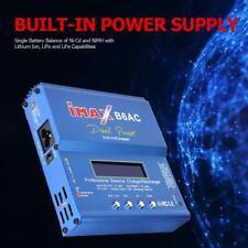 iMAX B6AC Digital RC Lipo LiFe NiCd NiMh Battery Balance Charger Power Supply