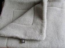 lit supérieur argent, couverture, Couvre-lit, camping 100% laine mérinos