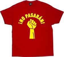 No Pasaran T-shirt - Pussy Riot-Español Revolución no pasarán