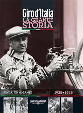 BOOK LA GRANDE STORIA DEL GIRO D'ITALIA 1925/1935 ALFREDO BINDA UN GIGANTE