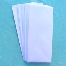 Letter Envelopes White #10 Standard size for tri-folded letters - Quantity: 10