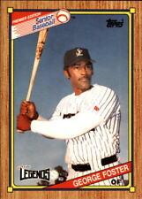 1989-90 Topps Senior League Baseball Card Pick