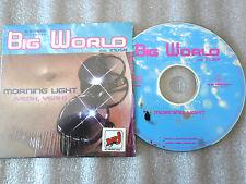 CD-G STARR-BIG WORLD-MORNING LIGHT-YEAH,YEAH-FEAT.INUSA-(CD SINGLE)2000-2TRACK