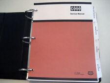 Case Tractor 210B, 310, 310C, 430, 530 Service Manual Repair Shop Book NEW