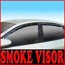 Smoke Window Visor Vent 4P For 07 10 Hyundai Elantra