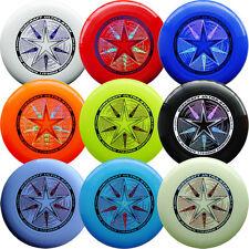 Discraft Ultra-Star Ultimate 175g Sport-Disc Frisbee (inc. Nite-Glo & Chameleon)