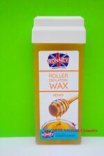 ROLL-ON Hot Wax Roller Cartridge 100ml- Honey Waxing Hair Removal Depilatory