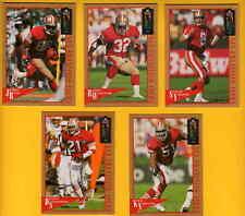 1994 Exp San Francisco 49ers Set STEVE YOUNG JERRY RICE DEION SANDERS KEN NORTON