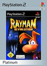 Rayman REVOLUTION PLATINUM (SONY PLAYSTATION 2, 2002, DVD-BOX)