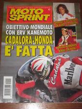 MOTOSPRINT 1995/42 CADALORA BIAGGI YAMAHA SZR 660 @@