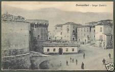 COSENZA CASTROVILLARI 01 CASTELLO Cartolina
