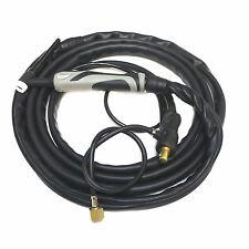 "WP26, 26F, 10/25, 3/8"" BSP, 35/50 Connection 12.5 ft Tig Torch Parweld, Oerlikon"