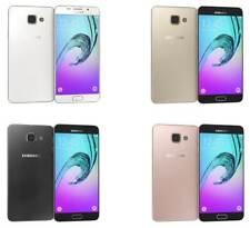 SAMSUNG GALAXY A5 (2016) Black / White A510F - Unlocked, Smartphone Mobile