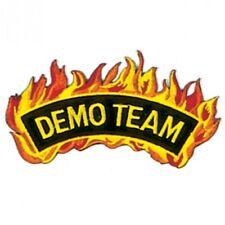"Demo Team Martial Arts Patch - 5"""