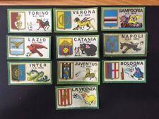 Panini calciatori 1970/71 scudetto recupero Verona Inter Juventus ecc a scelta