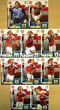 Adrenalyn XL EURO EM 2012 - Dänemark Karte aussuchen