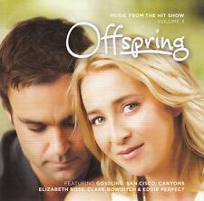 OffSpring:Vol 3-2012-TV Series Soundtrack-18 Tracks-CD