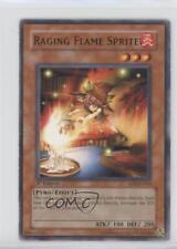 2005 Yu-Gi-Oh! Blaze of Destruction #SD3-EN010 Raging Flame Sprite YuGiOh Card