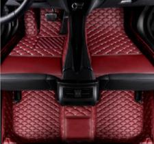 Fit Infiniti G37 JX35 Q50 Q60 Q70L QX30 QX50 QX56 QX60 QX70 QX80 Car floor mats