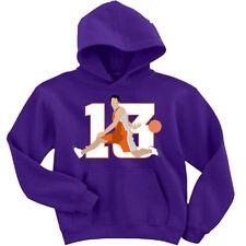 """Steve Nash Phoenix Suns """"13 Pic"""" Hoodie HOODED SWEATSHIRT"""
