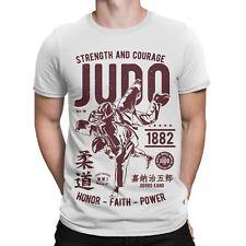 Judo T-Shirt Boxer Kampfsport Muay Thai MMA Ringen Klassik Funshirt Boxen Judoka
