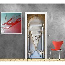Affiche poster format porte Couloir 746 Art déco Stickers