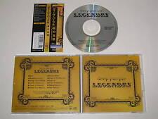 DEEP PURPLE/DEEP P.LEGENDRY (TECW 20902) JAPAN CD + OBI