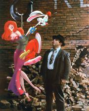Who Framed Roger Rabbit Bob Hoskins Jessica Rabbit Tied Up Poster or Photo