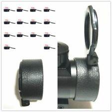 Hunting Rifle Scope Cover Flip Up Butler Creek Cap Open Objective Lens Eye 1pcs