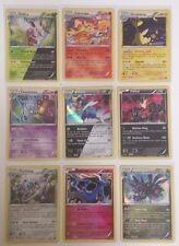 Steam Siege Holo Rare Card Selection - Pokemon TCG XY