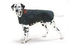 COSIPET WAXED HUNTER WATERPROOF DOG COAT/JACKET GREEN OR NAVY