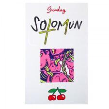 OFFICIAL Pacha Ibiza: Solomun +1 Sunday 2014 Logo White 3 Sticker Set