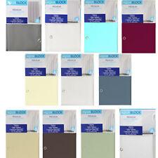 PEVA Shower Curtain Liner: Heavy 10 Gauge, Mildew Resistant, Grommets, Magnets