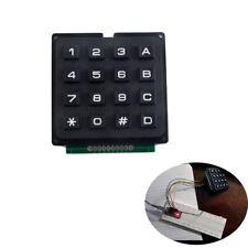 4x3 /4x4 12/16 key Switch Membrane Matrix KeyPad Self Adhesive For Arduino