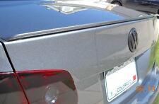 REAR TRUNK SPOILER Lip PAINTED RED LA3H for VW JETTA MK5 - M3 type