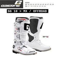 abfed83f37 Stivali da guida fuoristrada bianchi marca Gaerne | Acquisti Online ...
