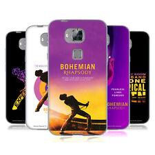 OFFICIAL QUEEN BOHEMIAN RHAPSODY SOFT GEL CASE FOR HUAWEI PHONES 2