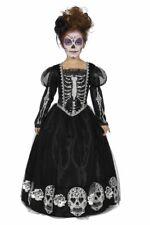 WIL - Kinder Kostüm Tag der Toten Skelett Halloween