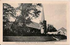 Church of the Messiah Rockingham NC Postcard