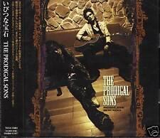 THE PRODIGAL SONS - Ibitsu na Hoseki - Japan CD+DVD NEW