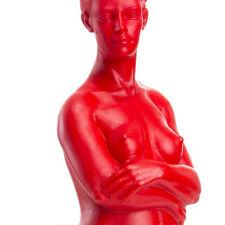 Venus von Offenburg (Akt) Große Kunststoffstatue Nude Sculpture by Ottmar Hörl