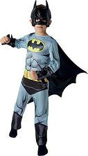 Fancy Dress Costume ~ Classic Comic Book Batman Childs Costume Ages 3-8 Years